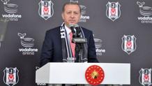Cumhurbaşkanı Erdoğan, Beşiktaş'ı tebrik etti