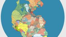 300 milyon yıl önce Türkiye'nin dünya haritasındaki yeri!