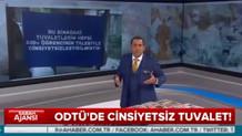 Erkan Tan canlı yayında ODTÜ üniversitesi'ne sert tepki gösterdi