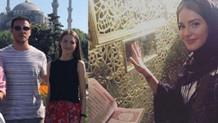 Sinan Akçıl'ın sevgilisi Otilia Müslüman mı oluyor?