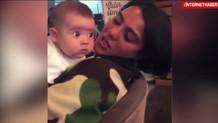 Sabriye'nin yeğeniyle videosu kırdı geçirdi