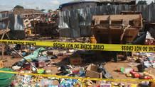 Nijerya'da terör kabusu: Eş zamanlı bombalı 7 intihar saldırısı