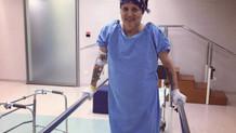 Harun Kolçak'ın hasta yatağındaki son görüntüleri
