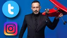 O isim açıkladı: Cem Yılmaz sosyal medyaya geri dönüyor!