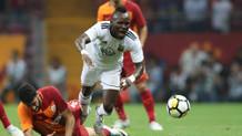 Galatasaray 1-1 Östersunds Aslan yattığı yerden kalkamadı