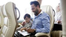 Uçaktan korkanlar için süper lüks otobüs: Uçakbüs