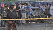 Pakistan'da intihar saldırısı: 26 ölü, 57 yaralı