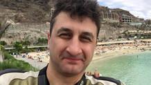 Binlerce motosikletli, Altın elbiseli adam Barkın Bayoğlu'nu uğurladı