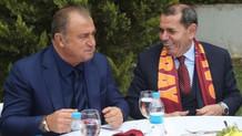 Dursun Özbek'ten Fatih Terim açıklaması!