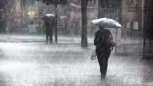 Istanbul Son Dakika: Meteoroloji'den 5 il için sağanak yağış uyarısı
