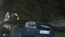 Beykoz-Riva yolunda feci kaza: Ölü ve yaralılar var