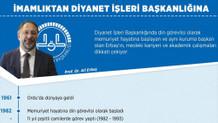 Yeni Diyanet İşleri Başkanı Ali Erbaş kimdir?