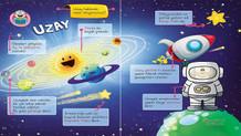 Uzay tartışması'nda Timaş topu bakanlığa attı: Kitabımızda hata yok
