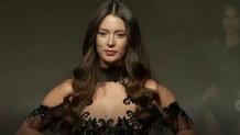 Gözde Baddal Miss Turkey sahnesine böyle çıkmıştı