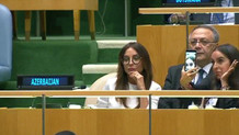 Aliyev'in kızı mahkeme selfiesiyle tartışma yarattı