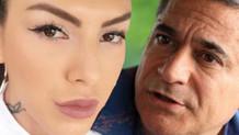 Mehmet Ali Erbil ile şarkıcı Nevin'in hamilelik kavgası büyüyor