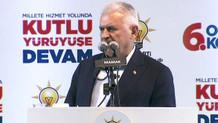 Başbakan Yıldırım: Yanlışta ısrar edenlerden hesap soracağız