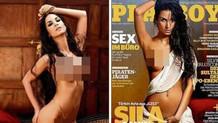 Playboy'a kapak olan ilk Türk kızı Sıla'dan güzel haber