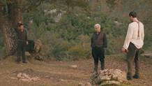 Mehmet ve Said'in talim yaptığı sahneler nefesleri kesti