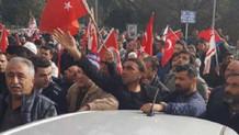 Erdoğan tepki göstermişti; KKTC'deki Afrika gazetesi taşlandı