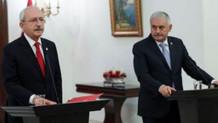 Yıldırım ile Kılıçdaroğlu görüşmesinde kırmızı dosya detayı