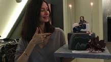 Yasemin Özilhan'a sürpriz kutlama!
