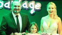 Hakan Aysev 6. evliliğini yaptı