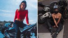 Motorcu blogger Olga Petrova korkunç kazada öldü