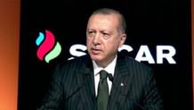 Erdoğan: 30 yıldır gerçekleştirilen en büyük reel sektör yatırımı