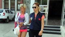 Mersin'de fuhuş yaparken suçüstü yakalandılar