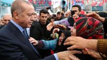 Cumhurbaşkanı Erdoğan'ın katılımıyla metro hattının ilk seferi yapıldı