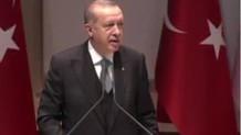 Erdoğan ile AK Partili kadın arasındaki diyaloğa alkış tufanı