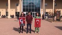 Üniversitede Andımız okuyan TGB'lilere saldırı