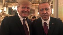 Paris'teki Erdoğan Trump görüşmesinde 5 kritik başlık