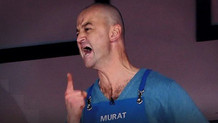 MasterChef'ten diskalifiye olan Murat Özdemir canlı yayında küfür etti!