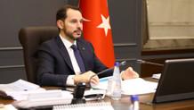 Ekonomi Bakanı Berat Albayrak'tan piyasa mesajı