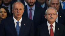 Muharrem İnce: Kemal Kılıçdaroğlu'nun o teklifine evet demem