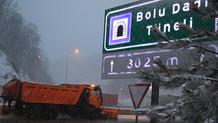 Türkiye kışa teslim oldu! Kar yağışları başladı