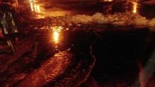Son dakika: Petrol boru hattına yıldırım düştü! Tüm mahalle boşaltıldı
