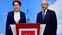 Kılıçdaroğlu ve Akşener'den ortak ittifak açıklaması