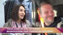 Günay Musayeva: Tolga TIR şoförü olabilir ama baba olamaz