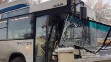 Ankara'da kar yağışı hayatı felç etti