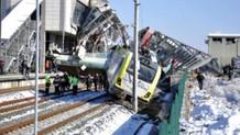 Tren kazası trafik bilgilerinin değiştirilmesinden 4 gün sonra yaşandı
