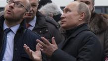 Rusya Devlet Başkanı Vladimir Putin muhalif rapçilere savaş açtı