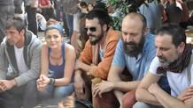 Mehmet Günsür'den Alabora'ya destek, Gezi'ye selam: Bir kaç kişiydik...