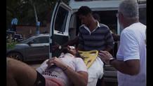 Survivor'da kaza anı: Hakan Hatipoğlu kafasını direğe çarptı