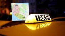 Dolandırıcı taksi sürücüsüne 10 yıl hapis şoku