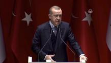 Erdoğan: 2019 seçimleri ile Türkiye yepyeni bir sisteme geçecektir (CANLI)