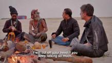 Ölülerini yiyen Aghoriler kabilesinin kan donduran ritüelleri