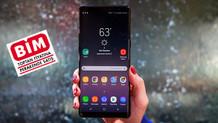 Samsung Galaxy Note 8 BİM'de kaç paraya satılacak?